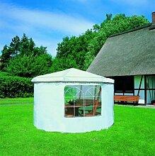 Wetterschutzumhang für das Pavillon Rosenheim,
