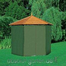 Wetterschutzumhang für Pavillon Palma von
