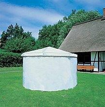 Wetterschutzumhang für Pavillon ROSENHEIM grün