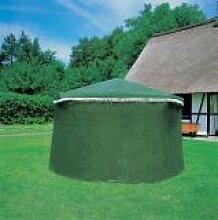 Wetterschutzumhang für Pavillon Rosenheim von