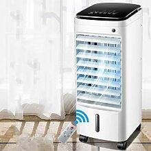 WEWE Remote Luftkühler,Portable Verstellbar Leise