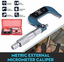 WFAANW 0.01mm Caliper Werkzeuge Metric Externe