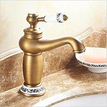 wffmx Bad Wasserhahn Bad Kupfer Antiken Wasserhahn