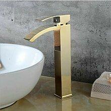 wffmx Waschbecken Wasserhahn Messing Bad
