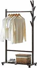 WFH Kleidung/Hutablage Kleiderbügel Garderobe