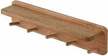 WFH Schwimmende Regale Kreative Holzfarben
