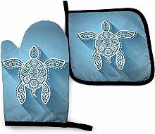 Wfispiy Graphi Turtle Mit Schatten Vintage