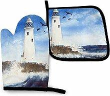 Wfispiy Malerei Leuchtturm Malerei Leuchtturm