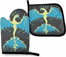 Wfispiy Phoenix T Tropische Palmblätter auf