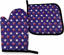 Wfispiy Vintage amerikanische Patrioti Stars S