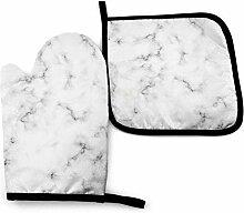 Wfispiy Weiße Marmor Textur Alpaka Lama Bunte