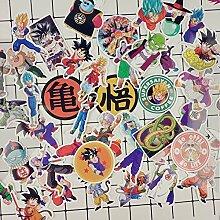 wftz 50 Anime Koffer Aufkleber Wasserdichte