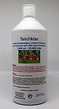 WFW wasserflora 1.000 ml Teichklar - gegen grünes
