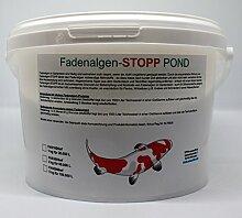WFW wasserflora 3 kg Fadenalgen-STOPP Pond -