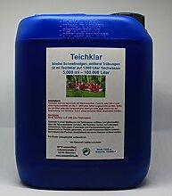 WFW wasserflora 5 Liter Kanister Teichklar - gegen