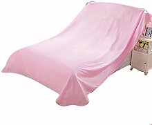 WGE Bett Staubschutz Möbel Schutzhülle Vlies