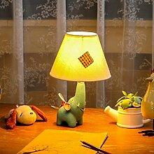 WGE Kreative Tiere Cartoon Dekoration Tisch Lampe Nacht Licht Schlafzimmer Nachttisch Lampe Geburtstag Geschenk Kind Licht , Eruption