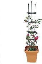 WGFGQX Kletterpflanzenrahmen, Gartengitter für