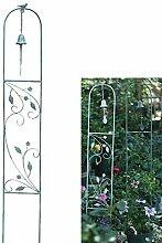 WGFGQX Kletterpflanzenrahmen, Gartenmetallgitter