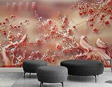 WH-PORP Custom Photo tapete Murals 3D Jade Carving
