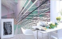 WH-PORP tapete For Walls 3 D Technology Geometric