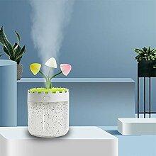 Whang Hcyx Lavendel Landschaft LED Luftbefeuchter