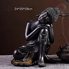 whhideal - Alte Buddha-Statue,