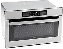 Whirlpool AMW 730SD–Mikrowelle (Auftauen, Grill, Mikrowelle, Aufwärmen, 556x 550x 380mm, Edelstahl)