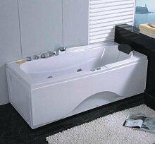 Whirlpool Badewanne 170 x 78 für eine Person 8