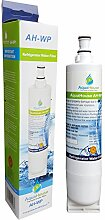 Whirlpool Kühlschrank Wasserfilter Kompatibel Mit 461950271171, SBS001, 481281728986, 4392922