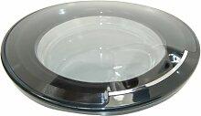 Whirlpool Waschmaschine TÜR kpl. Eureka 490HR schwarz echte Teilenummer 480111101379