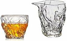 Whiskey Gläser Tee Glas Tasse Hitzebeständige