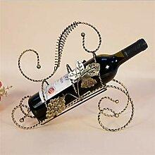 Whisky Champagne Weinflaschenhalter