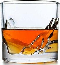 Whisky Gläser 4er Set - Schwere Old Fashioned