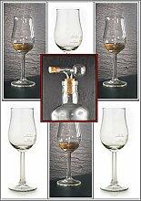 Whisky Gläser 6 Bugatti Nosing Gläser Rastal im
