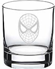 Whisky-Weinglas ohne Stiel, auch erhältlich