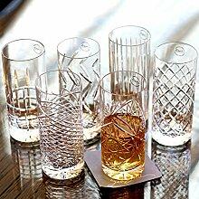 Whiskygläser / Kristallgläser / Longdrinkgläser
