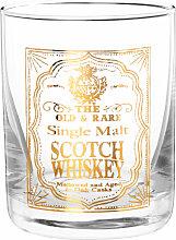 Whiskyglas aus bedrucktem Glas