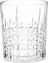 Whiskyglas, geformt