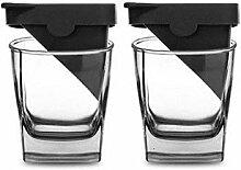 Whiskyglas Kristall Bleikristall American