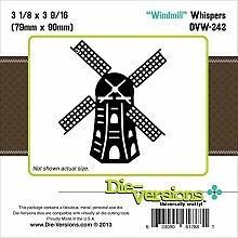 Whispers Windmühle, mehrfarbig, Die Farbe