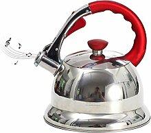 Whistling Tea Kettle, großvolumiger Whistling Tea