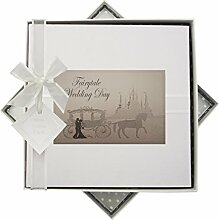 WHITE COTTON CARDS Fairytale Wedding Day