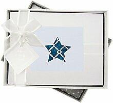 WHITE COTTON CARDS Fotoalbum Alphabetics, klein,