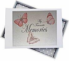 WHITE COTTON CARDS Liebsten Erinnerungen, Mini