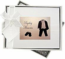WHITE COTTON CARDS Pageboy Hochzeit, kleines