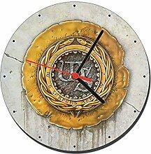 Whitesnake Wanduhren Wall Clock 20cm