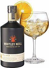 Whitley Neill Gin & Tonic/Vodka Ballon Glas für