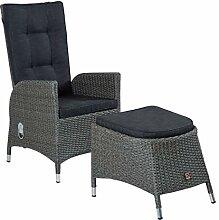 Wholesaler GmbH Liegesessel Sessel Relax Stuhl