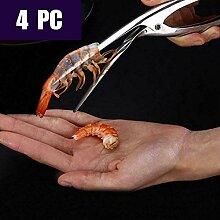 WHSLY Schäler für Garnelen, Schnelles Shrimp